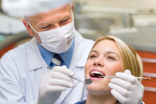 Gingivitis of ontstoken tandvlees