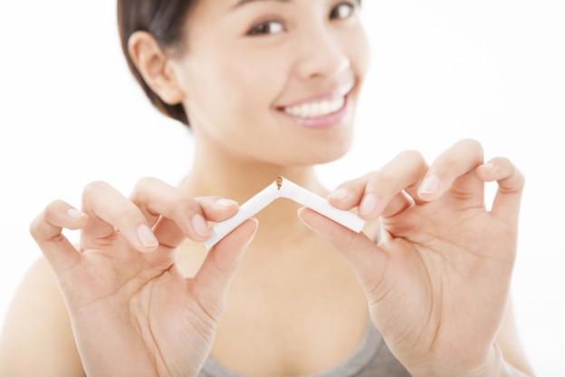 Gezond tandvlees en roken gaan niet samen